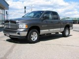 2002 Graphite Metallic Dodge Ram 1500 SLT Quad Cab 4x4 #48663541