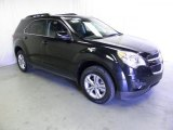 2011 Black Granite Metallic Chevrolet Equinox LT #48663758