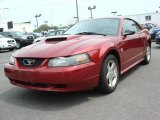 2004 Ford Mustang Redfire Metallic