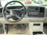 2001 Chevrolet Suburban 1500 LT 4x4 Dashboard