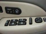 2001 Chevrolet Suburban 1500 LT 4x4 Controls