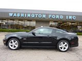 2011 Ebony Black Ford Mustang GT Coupe #48663583