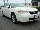 2008 White Chevrolet Malibu Classic LS Sedan #48663200