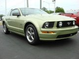 2006 Legend Lime Metallic Ford Mustang GT Premium Coupe #48664046