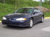 2000 Medium Regal Blue Metallic Chevrolet Monte Carlo LS #48663603