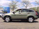 2008 Green Tea Metallic Honda CR-V LX 4WD #48664060