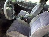 2000 Chevrolet Monte Carlo LS Ebony Interior