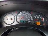 2000 Chevrolet Monte Carlo LS Gauges