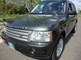 2006 Tonga Green Pearl Land Rover Range Rover HSE #48663804