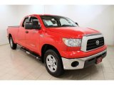 2008 Radiant Red Toyota Tundra Double Cab 4x4 #48663825