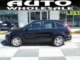 2010 Crystal Black Pearl Honda CR-V EX #48663631