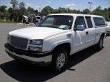 2003 Summit White Chevrolet Silverado 1500 Extended Cab 4x4 #48663849