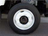 GMC C Series TopKick 2007 Wheels and Tires