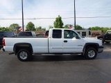 2003 Summit White Chevrolet Silverado 2500HD LS Extended Cab #48731588