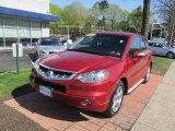 2008 Moroccan Red Pearl Acura RDX Technology #48731730