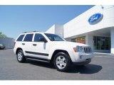 2006 Stone White Jeep Grand Cherokee Laredo 4x4 #48731665