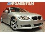2009 Titanium Silver Metallic BMW 3 Series 335i Coupe #48731731