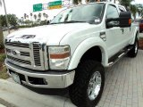 2008 Ford F250 Super Duty Lariat Crew Cab 4x4 Data, Info and Specs