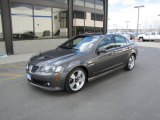 2009 Magnetic Gray Metallic Pontiac G8 GT #48731758