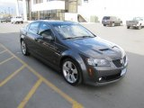 2009 Pontiac G8 Magnetic Gray Metallic