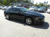 2003 Black Ford Mustang V6 Coupe #48731698