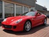 Ferrari 599 GTB Fiorano 2007 Data, Info and Specs