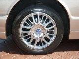 Bentley Azure 2002 Wheels and Tires