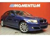 2011 Montego Blue Metallic BMW 3 Series 328i Sedan #48770494