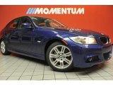 2011 Le Mans Blue Metallic BMW 3 Series 328i Sedan #48770497