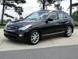 Infiniti EX 2010 Data, Info and Specs