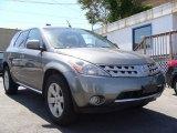 2007 Platinum Pearl Matallic Nissan Murano SL AWD #48770625