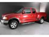 2002 Ford F150 FX4 SuperCab 4x4 Data, Info and Specs