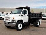2005 GMC C Series Topkick C7500 Regular Cab Dump Truck
