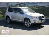 2011 Classic Silver Metallic Toyota RAV4 Sport 4WD #48770144