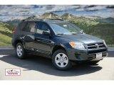 2011 Black Forest Metallic Toyota RAV4 I4 4WD #48770146