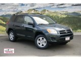 2011 Black Forest Metallic Toyota RAV4 I4 4WD #48770147