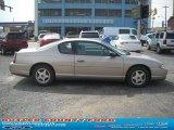2003 Chevrolet Monte Carlo Sandrift Metallic