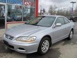 2002 Satin Silver Metallic Honda Accord EX V6 Coupe #48770659