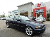 2004 Orient Blue Metallic BMW 3 Series 330i Sedan #48770310