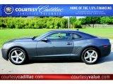 2010 Cyber Gray Metallic Chevrolet Camaro LT Coupe #48770535