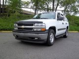 2005 Summit White Chevrolet Tahoe LS 4x4 #48770441