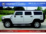 2009 Hummer H2 SUV Silver Ice