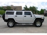 2009 Hummer H2 Limited Edition Silver Ice
