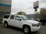 2011 Summit White Chevrolet Suburban LS 4x4 #48770189