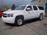2011 Summit White Chevrolet Suburban LT 4x4 #48770190