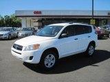 2011 Super White Toyota RAV4 I4 #48770453