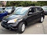 2009 Crystal Black Pearl Honda CR-V EX 4WD #48770206