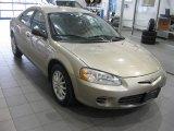 2003 Light Almond Pearl Metallic Chrysler Sebring LX Sedan #48770565