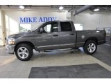 2006 Mineral Gray Metallic Dodge Ram 1500 SLT Quad Cab #48770336