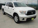 2010 Super White Toyota Tundra CrewMax #48770341
